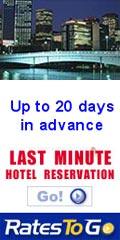 Rates To Go Last Minute Travel Bookings