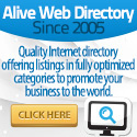 Alive Directory - Quality Business Listings
